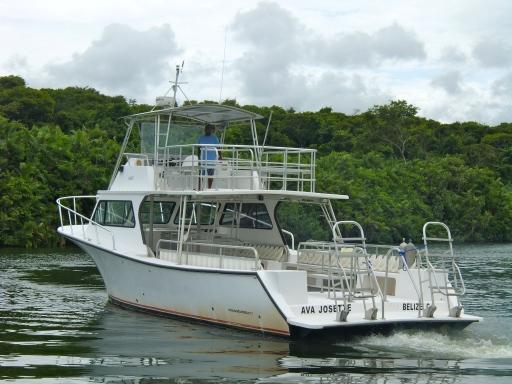 Ava Josette, 46ft Charter dive boat